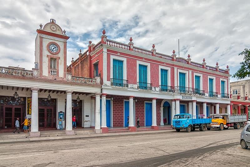 Casa Consistorial de Holguín, Cuba