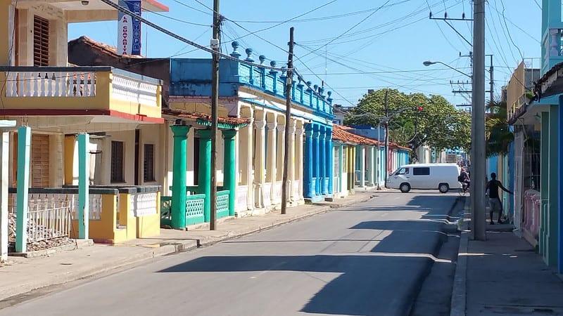 Calle de Pinar del Río
