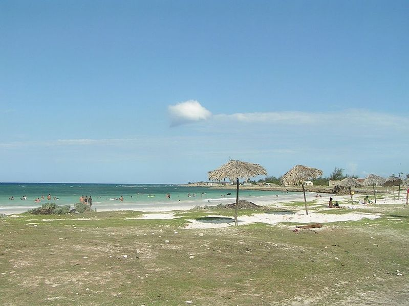 Playa Caletones