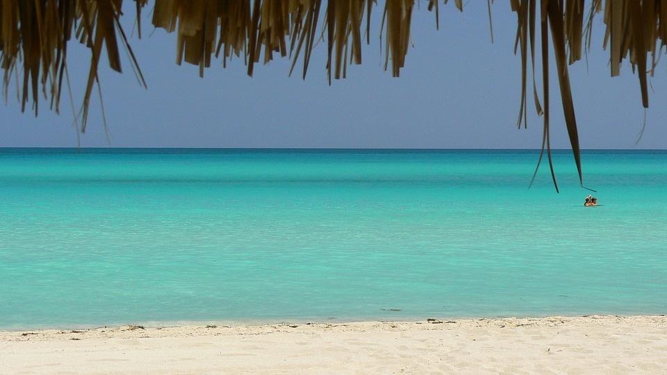 Playa Esmeralda, una de las playas más vírgenes de Cuba