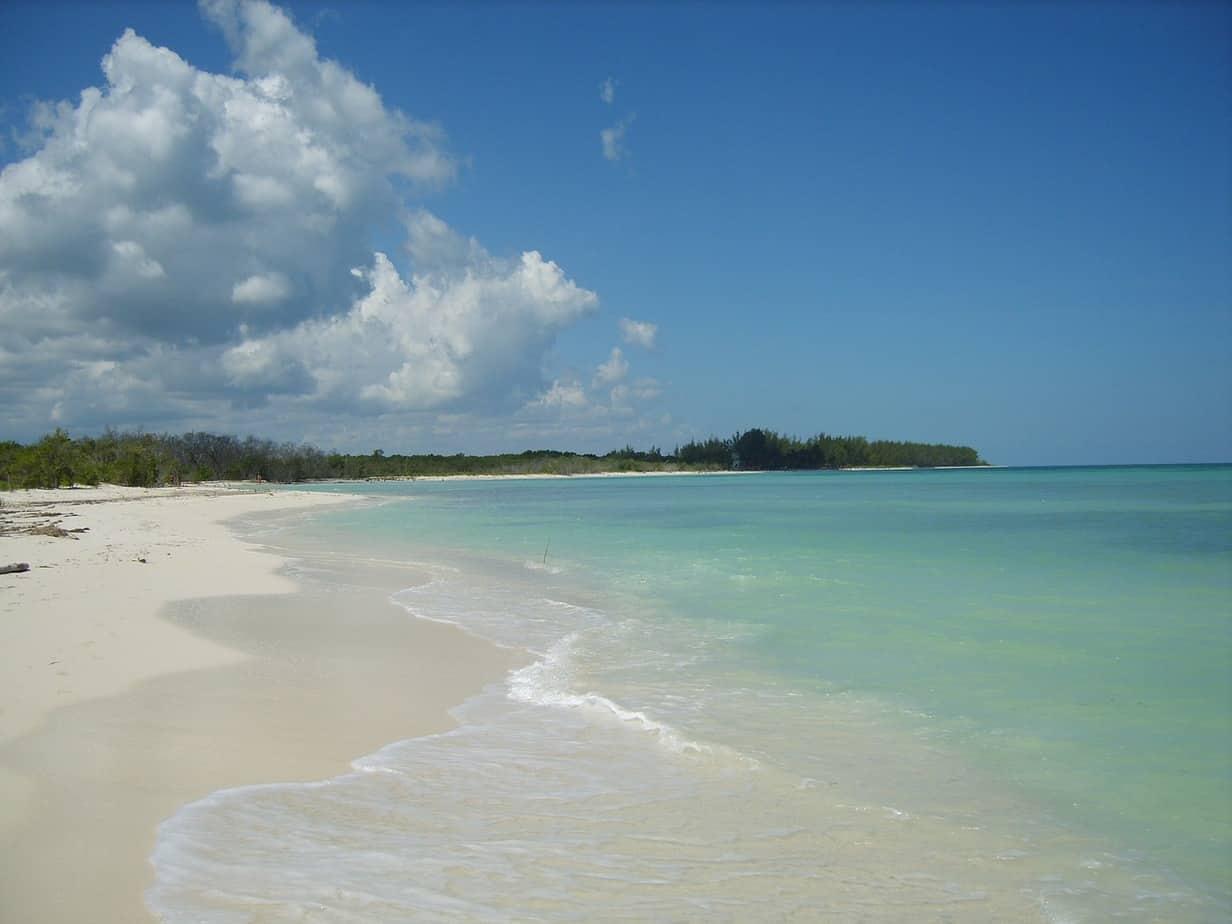 Playa Paraíso, entre las cuatros mejores playas del mundo