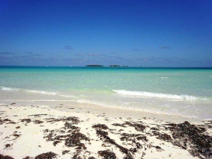 cinco playas casi vírgenes en cuba