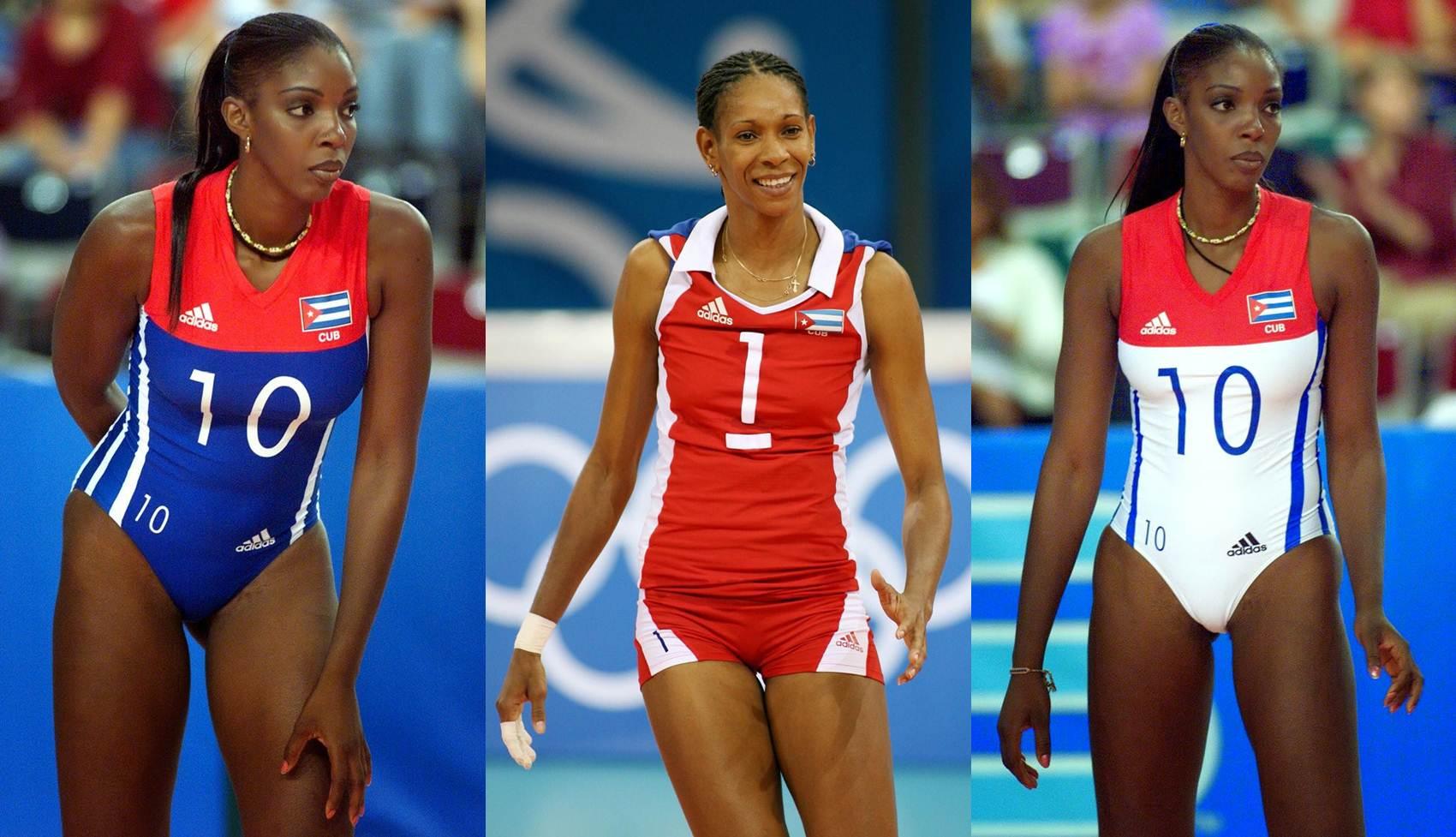 La voleibolista cubana Regla Torres está considerada como la mejor del siglo XX