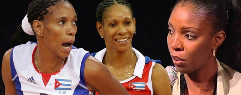 Regla Torres, gran voleibolista cubana