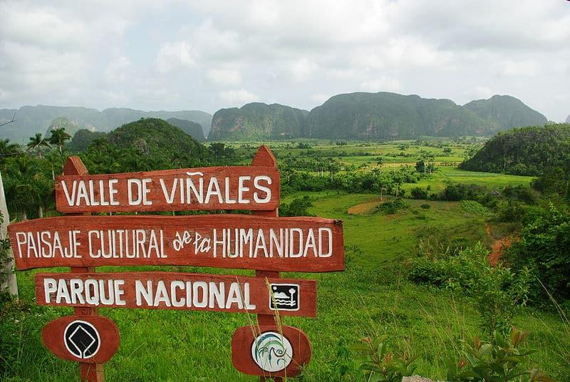 Valle de Viñales en Pinar del Río