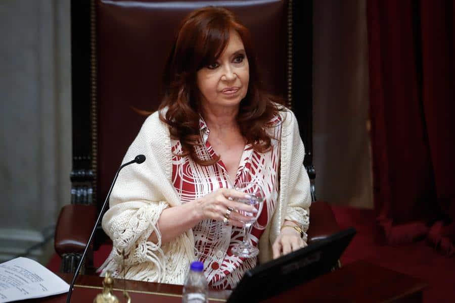 Cristina Fernández pide permiso para viajar de nuevo a Cuba
