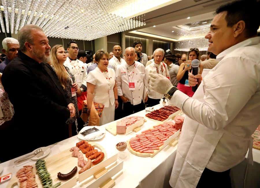 Cuba celebra un foro culinario para globalizar su gastronomía