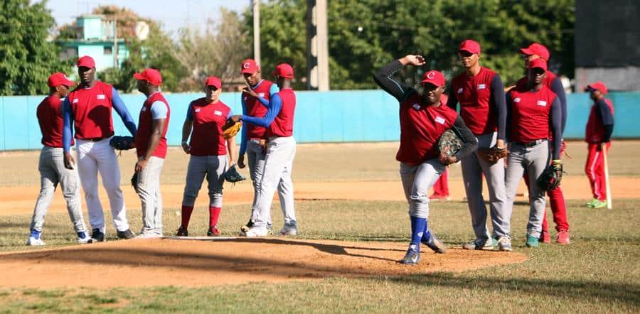 Cuba conforma su preselección de béisbol para campeonato panamericano sub'23.