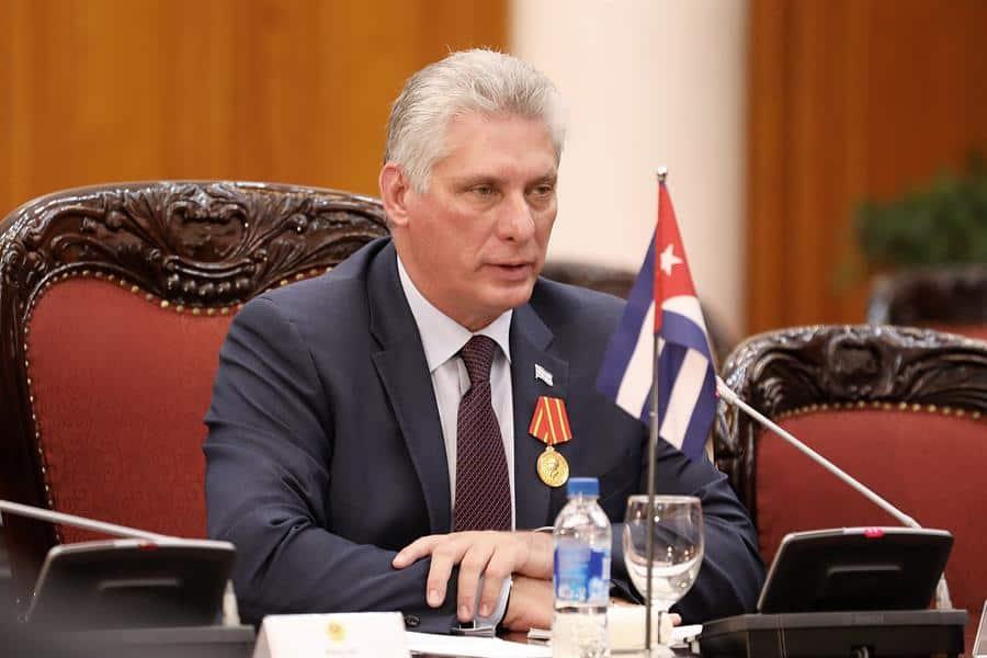 Díaz-Canel rechaza regreso de Cuba a la lista de terrorismo