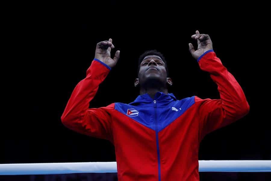 El boxeo cubano competirá en ocho divisiones en Tokio 2020 y sin equipo femenino