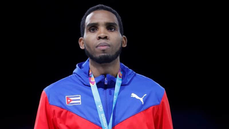 El espadachín cubano Yunior Reytor competirá en el Grand Prix con sede en Doha, Catar,