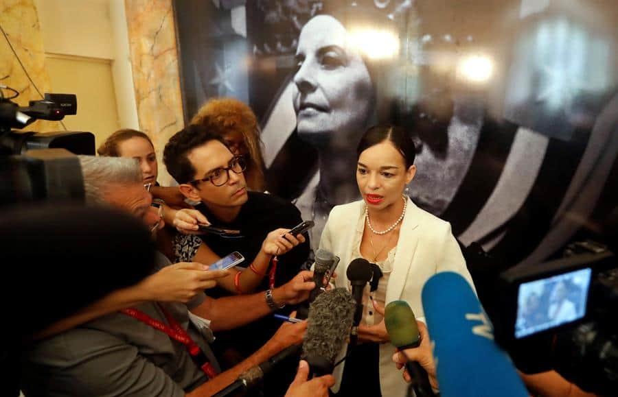 La bailarina Viengsay Valdés asume la dirección del Ballet Nacional de Cuba.