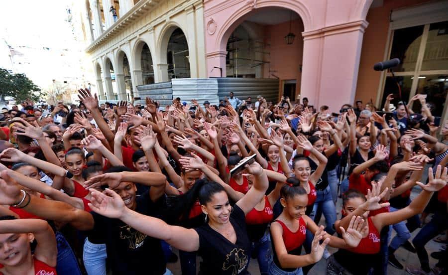 Nueva Orleans baila en La Habana