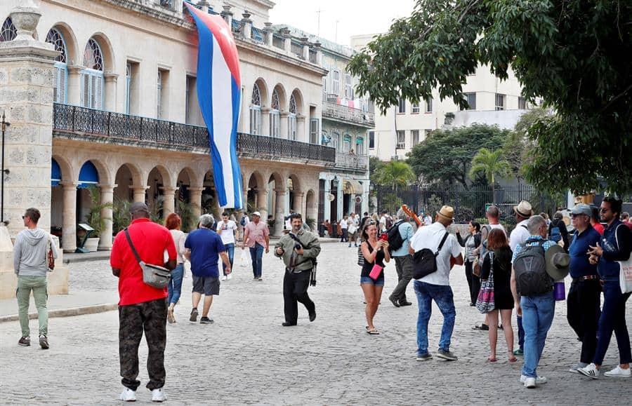 Cuba espera recibir 4,5 millones de turistas en 2020