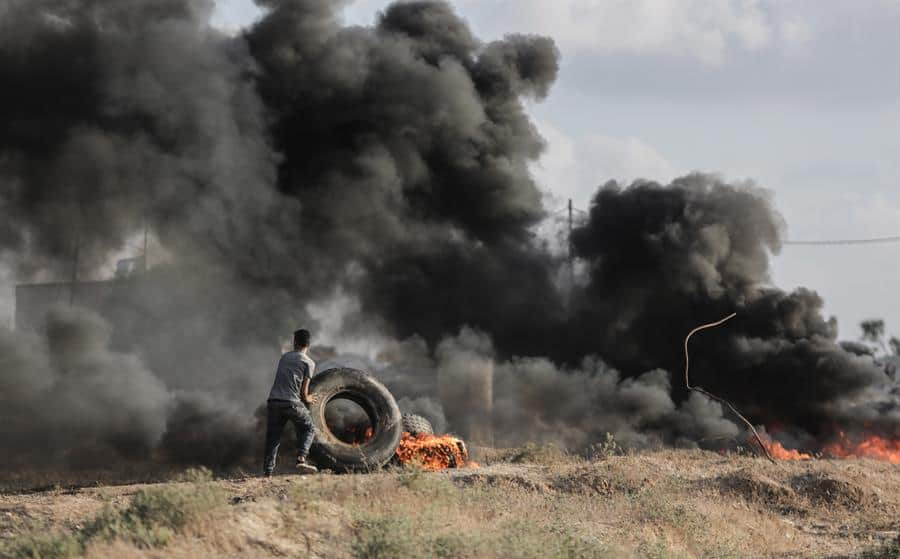 Cuba quema neumáticos desechados para producir cemento