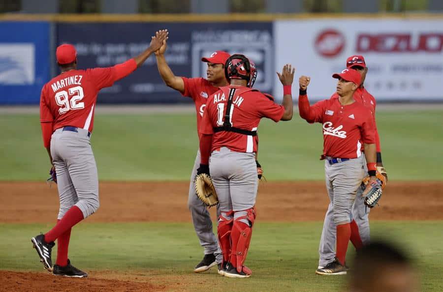 Cuba se enfrentará a Nicaragua en amistoso de béisbol