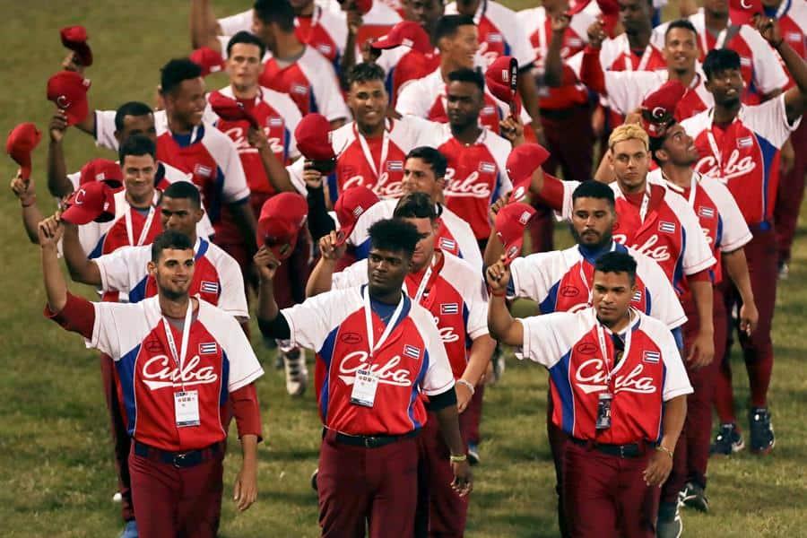 Cuba vence a Panamá en grupo B Panamericano de Béisbol