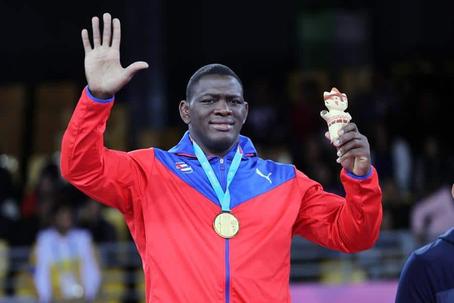 El luchador cubano Mijaín López buscará en Tokio su cuarto oro olímpico
