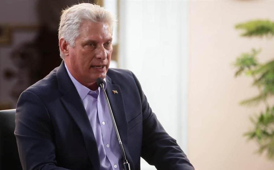 El presidente de Cuba cree un milagro haber evitado los apagones en plena crisis