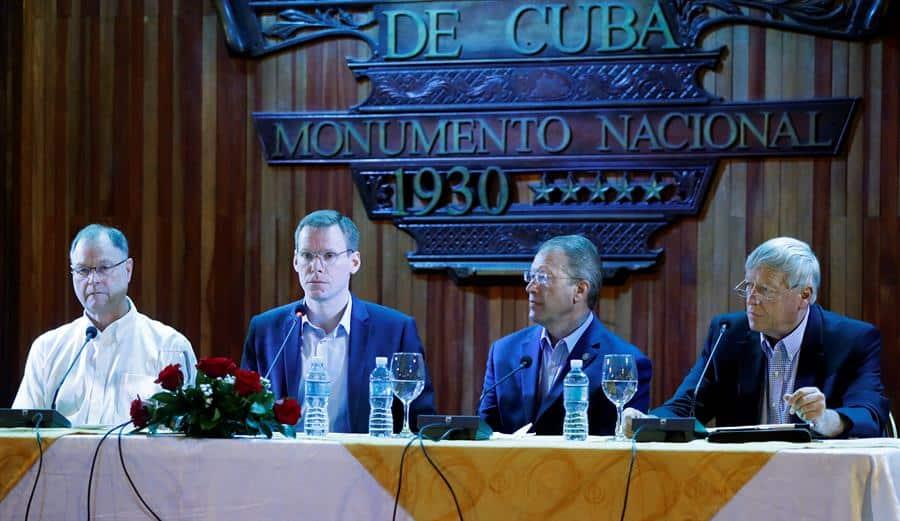Empresarios agrícolas de Michigan visitan Cuba