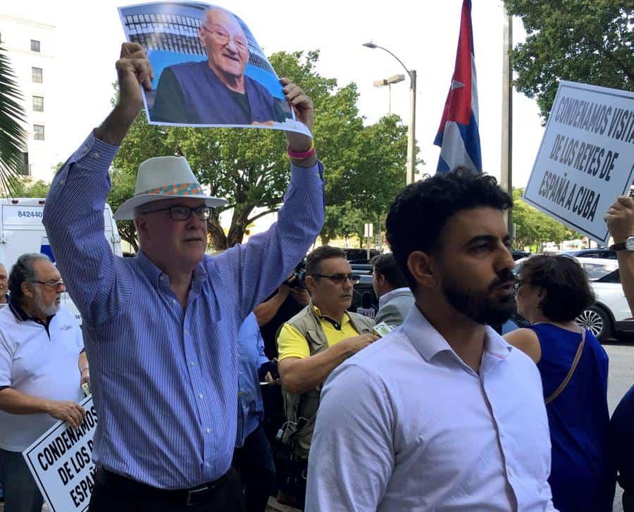 Hialeah proclama un día en honor al opositor cubano Sosa Fortuny