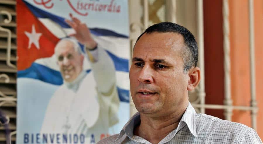 José Daniel Ferrer en prisión domiciliaria