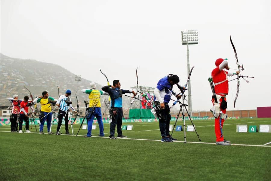 Seis arqueros cubanos van por un cupo olímpico al Panamericano en Monterrey