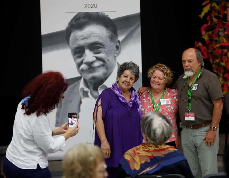 cuba celebra centenario de benedetti