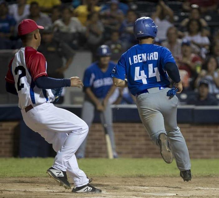 nicaragua clasifica al mundial de béisbol sub 23