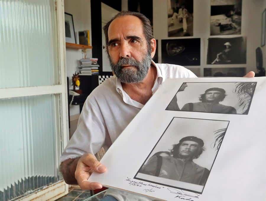 60 años de la fotografía del Che por Korda