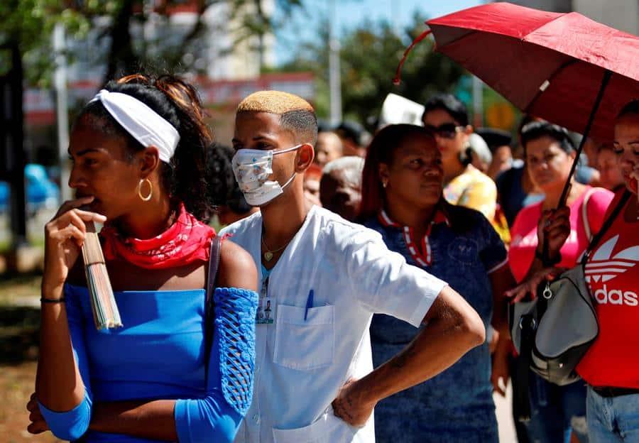 Cuba cierra sus fronteras ante el coronavirus