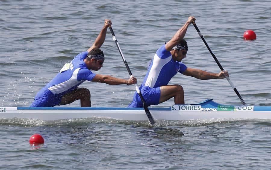Remeros cubanos se entrenarán en México como preparación para Tokio 2020