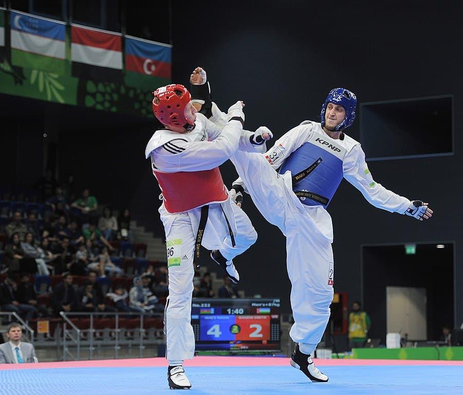Cuba clasifica a Tokio 2020 en taekwondo