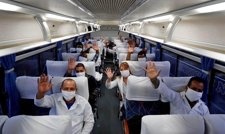 Más brigadas médicas de Cuba contra la COVID-19 en África y el Caribe
