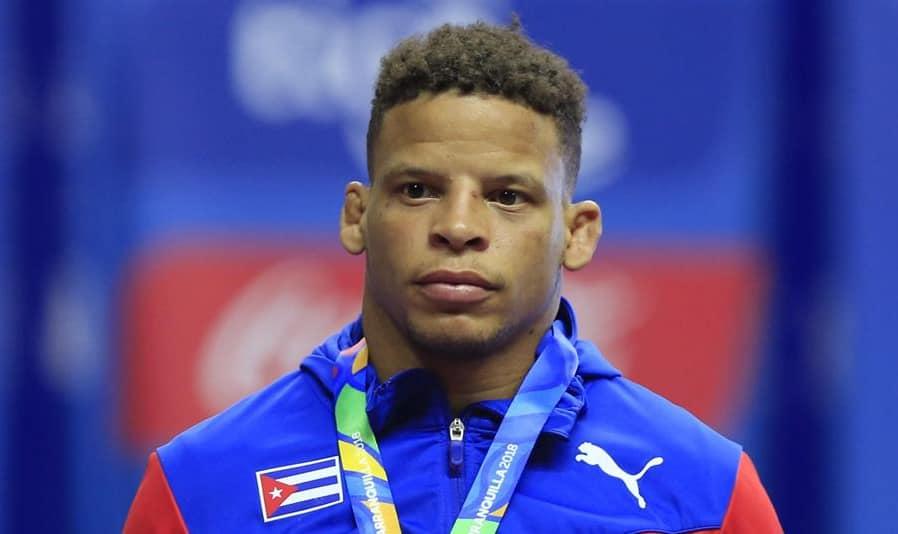 Cuba reporta al luchador Ismael Borrero entre los cinco deportistas con COVID-19