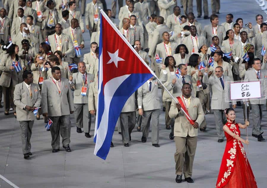 Deportistas cubanos siguen su preparación para Tokio 2020