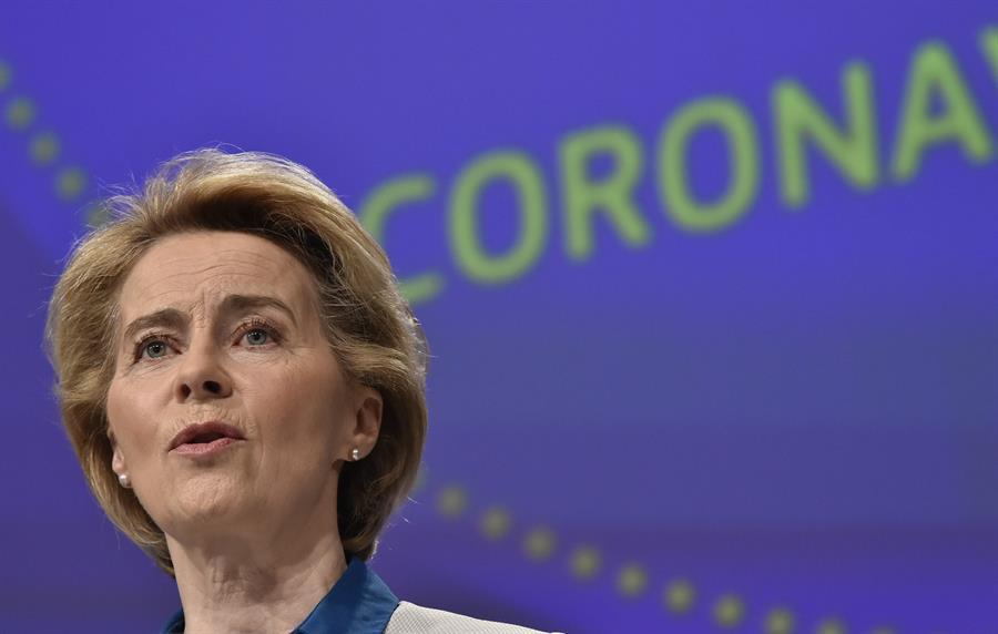 UE espera recaudar 7500 millones para vacuna contra la COVID-19
