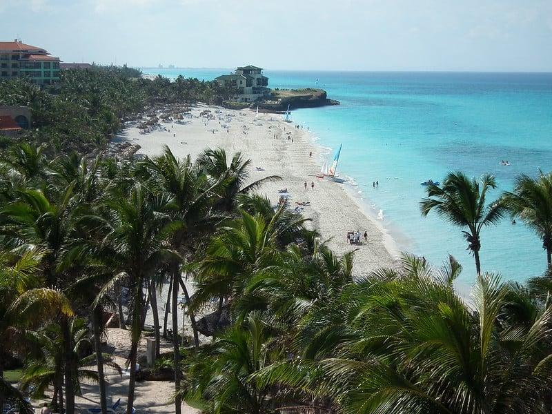 Cuba limita el acceso al balneario de Varadero