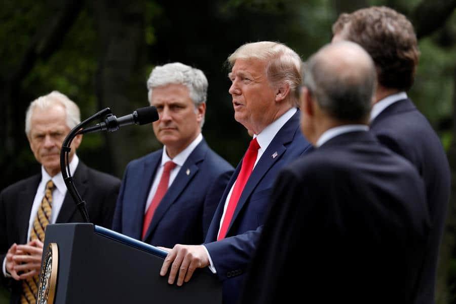 EE.UU. rompe su relación con la OMS por gestión de la COVID-19