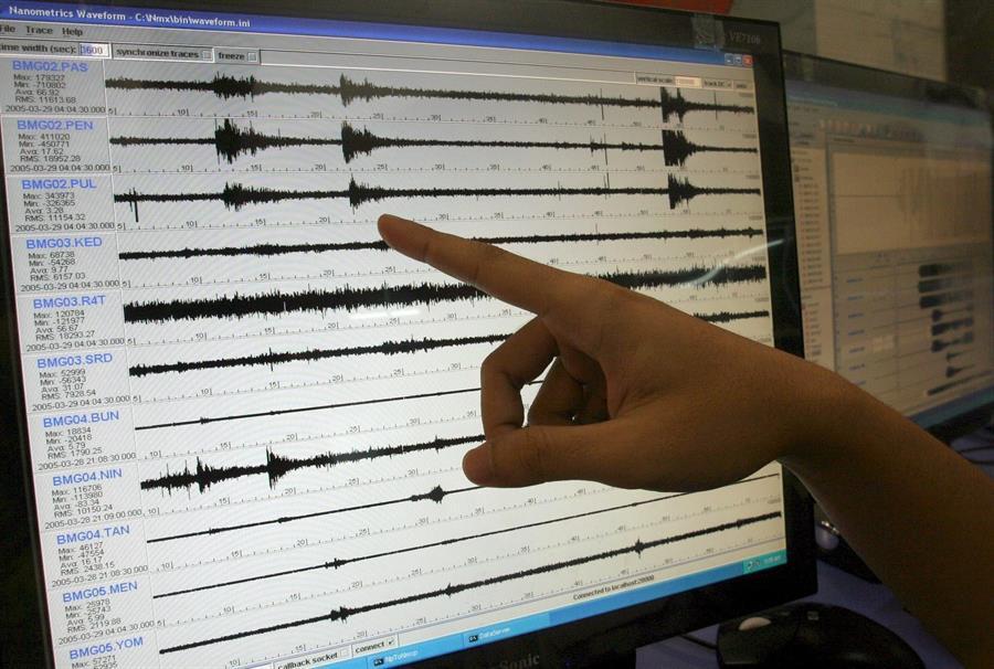 El oeste de Cuba tiembla con sismo de 3,5 grados