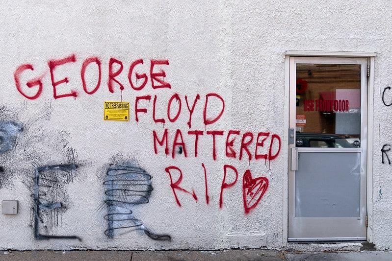 Destrozos y toque de queda en Miami tras protestas por la muerte de Georg Floyd