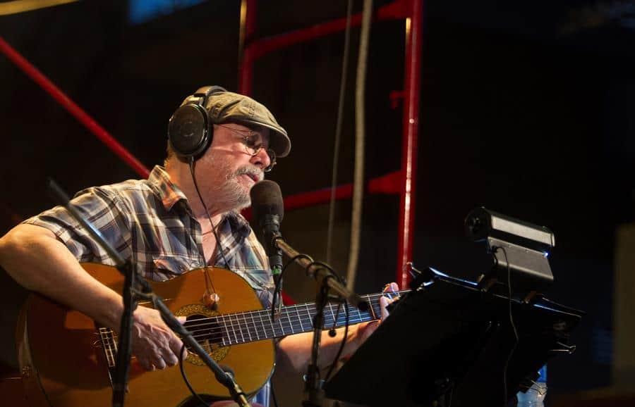 Silvio Rodríguez lanzará un nuevo álbum dedicado a Luis Eduardo Aute