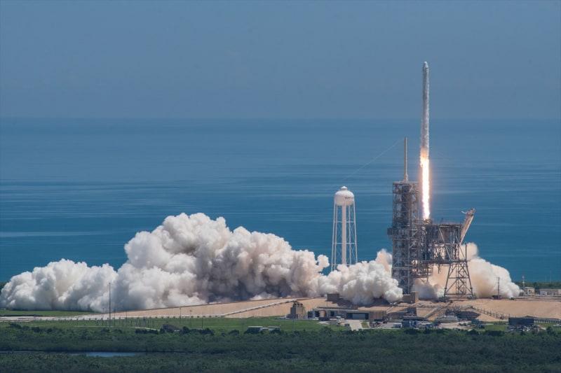 SpaceX y NASA inician una nueva era espacial