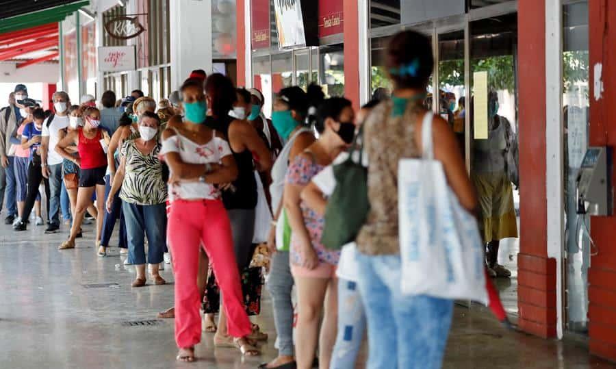 Cuba: Una crisis pandémica