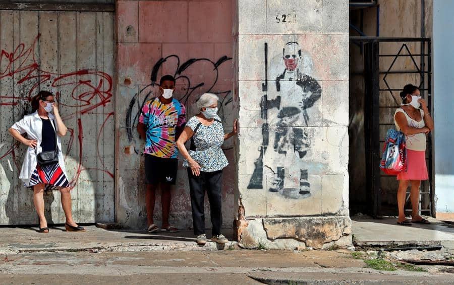 Cuba decrece en contagios diarios de COVID-19