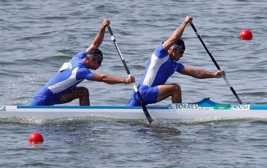 Cuba irá al clasificatorio olímpico de piragüismo Curitiba 2021
