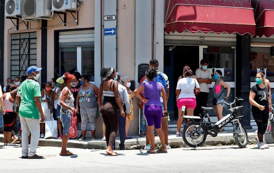 Cuba registra dos nuevos contagios de la COVID-19