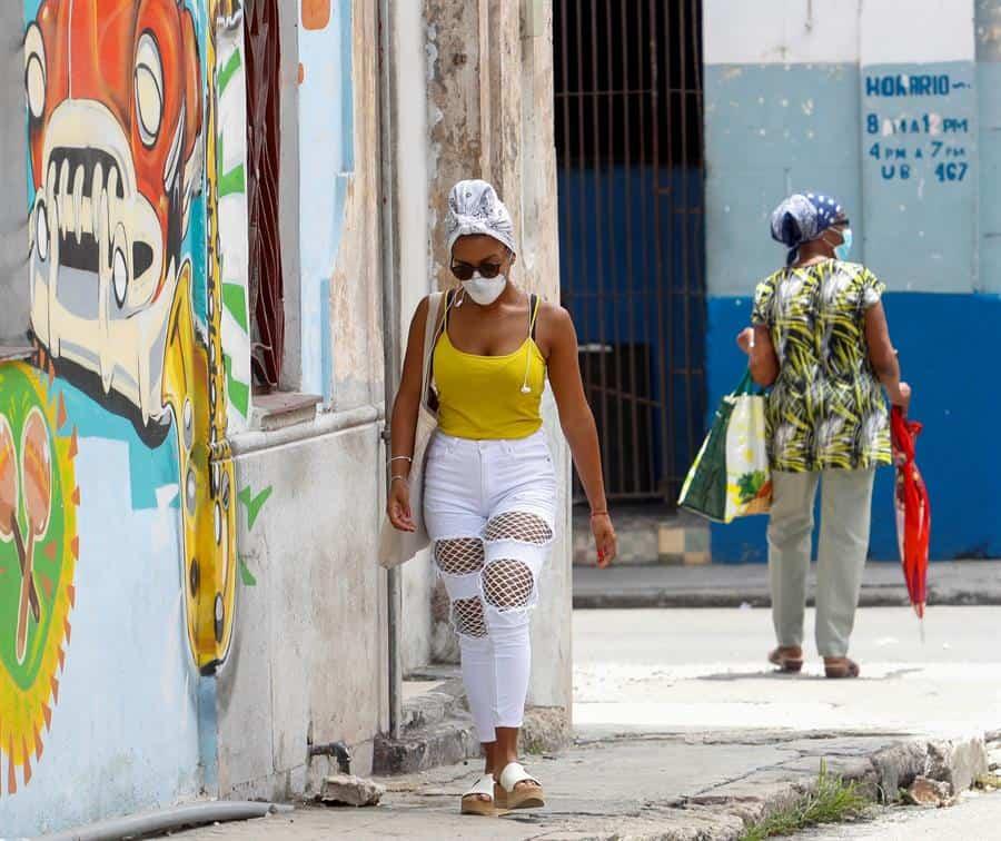 La Habana sin nuevos casos de COVID-19