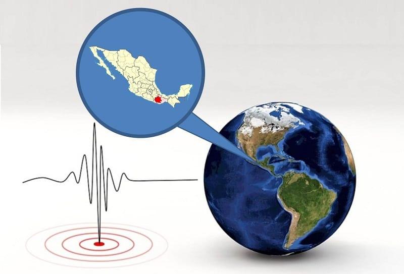 Terremoto en México deja 6 muertos