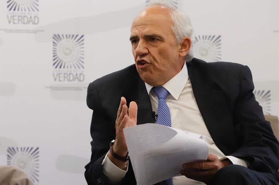 Samper elogia a Cuba por gestión en proceso de paz con ELN